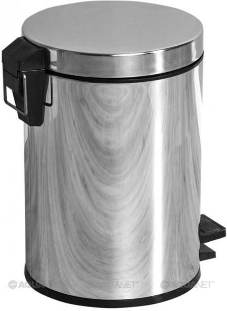 Мусорное ведро 5 л Aquanet 00187082 мусорное ведро 5 л raiber rhb302