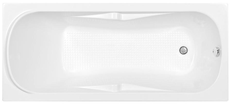 Акриловая ванна 169,7x75 см Aquanet Rosa 00205415 цена