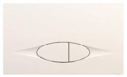 Купить со скидкой Кнопка смыва белый Jacob Delafon E29026-01R