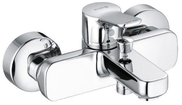 Смеситель для ванны Kludi Pure&Easy 376810565 фото