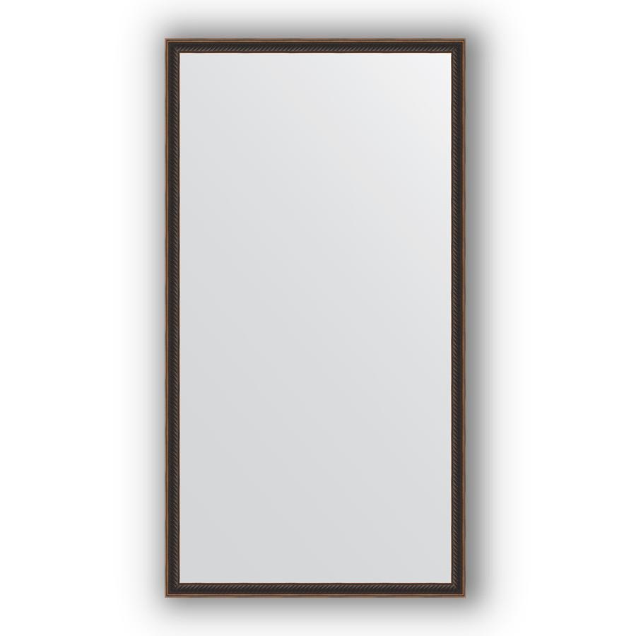 Зеркало 58х108 см витой махагон Evoform Definite BY 0727