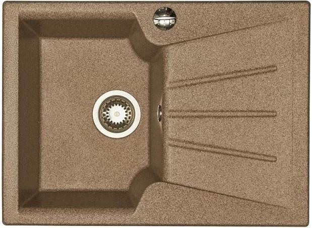 Кухонная мойка терракотовый Акватон Монца 1A716032MC270