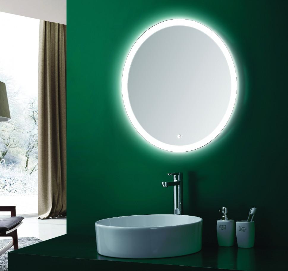Зеркало с подсветкой 59х59 см Esbano ES-2481YD