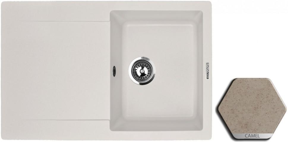 лучшая цена Кухонная мойка CAMEL Lava L4.CAM
