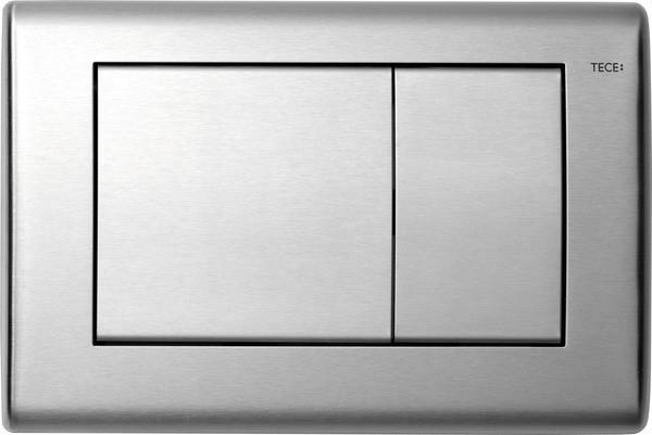 Смывная клавиша Tece TECEplanus нержавеющая сталь 9240320 смывная клавиша бесконтактная питание от батареи 6 в tece teceplanus нержавеющая сталь 9240350