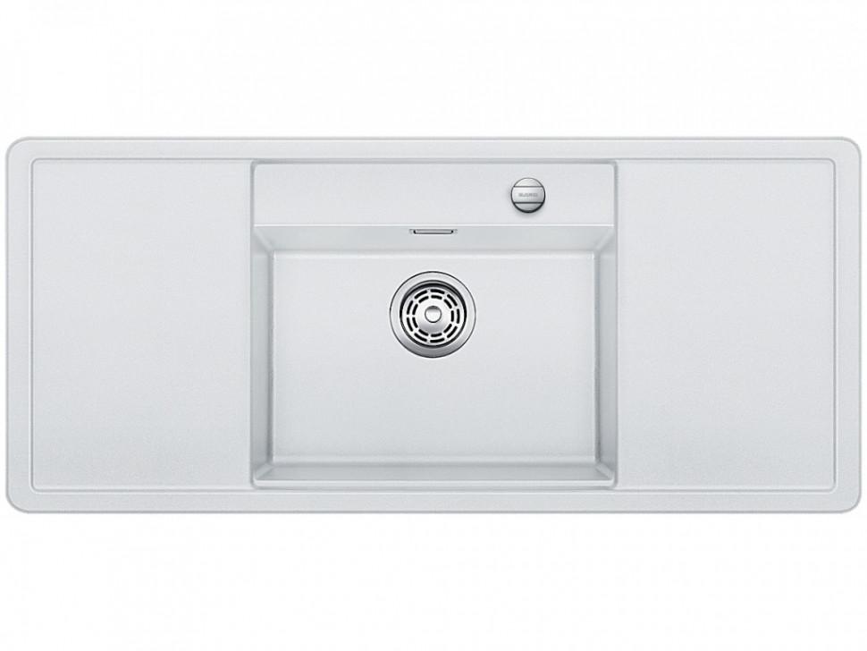 цена на Кухонная мойка черные аксессуары Blanco Alaros 6S Белый 516560