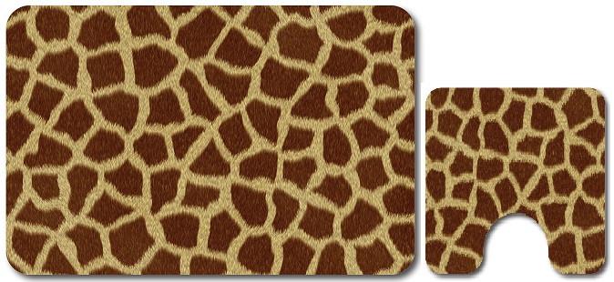 Набор ковриков Veragio Giraffa VR.CPT-7200.08 фото
