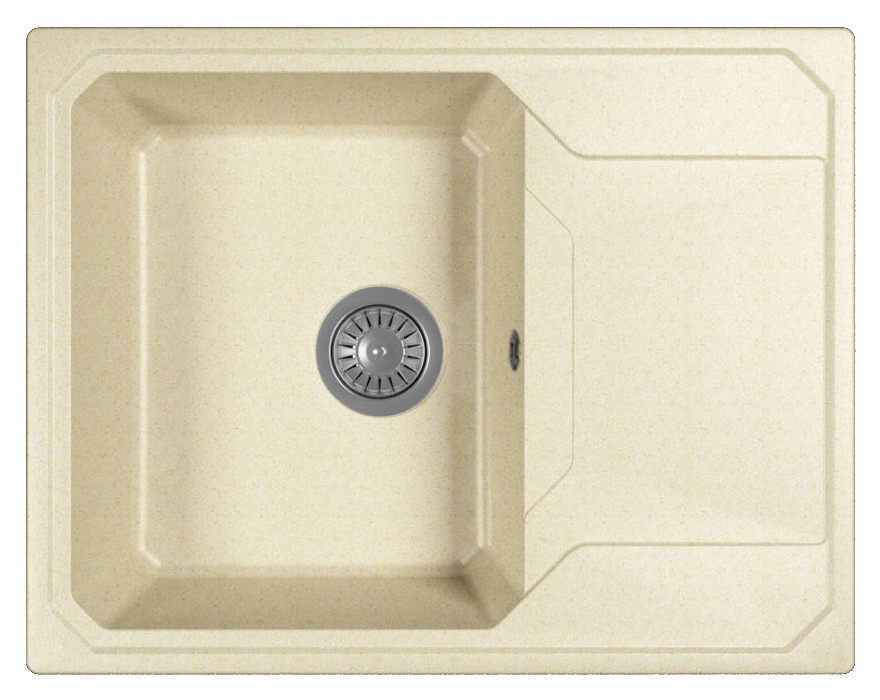 Кухонная мойка Bamboo Кардинал латте 29.030.C0640.403