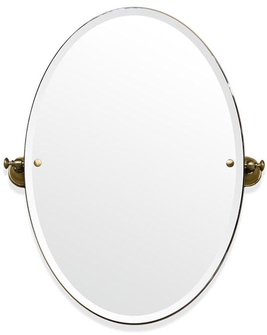 Фото - Зеркало 56х66 см бронза Tiffany World Harmony TWHA021br косметическое зеркало золото tiffany world harmony twha025oro