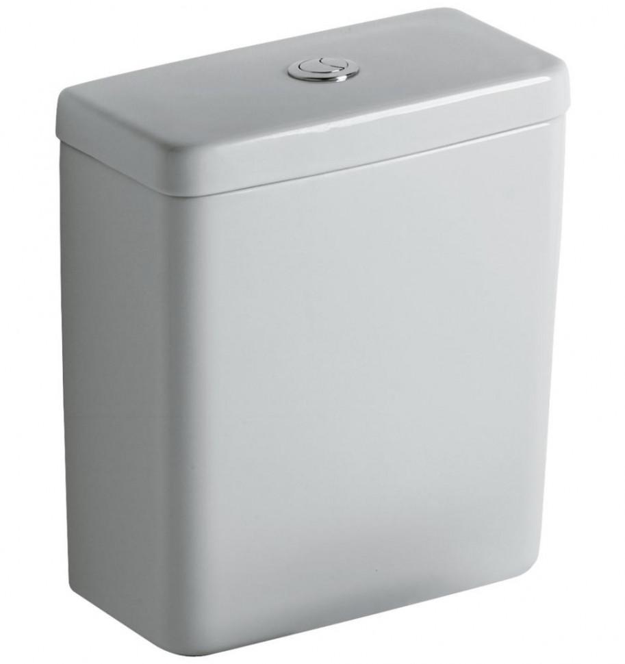Бачок для унитаза Ideal Standard Connect Cube E797001 бачок для унитаза ideal standard connect e717501 белый