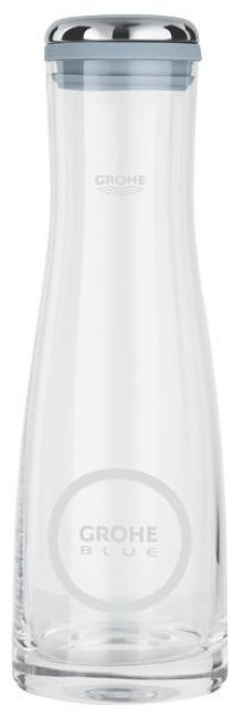 Grohe Blue 40405000 Стеклянный графин графин хрустальный с пробкой хрусталь резьба чехия вторая половина xx века
