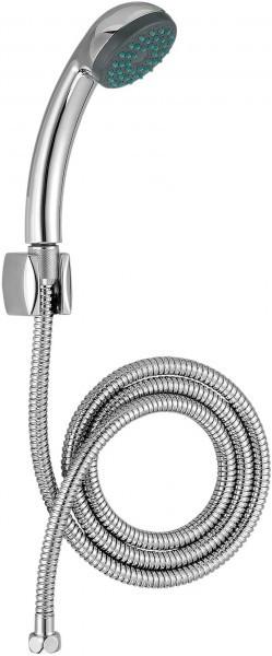 Душевой набор Jacob Delafon Eco E14321-CP набор душевой ledeme м34 гигиенич насадка шланг держатель