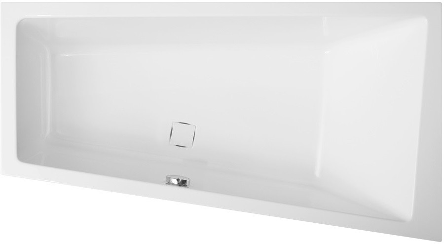 Акриловая ванна 160х90 см R Vagnerplast Cavallo offset VPBA169CAV3PX-04 акриловая ванна 147х100 см r vagnerplast selena vpba141sel3pe 04