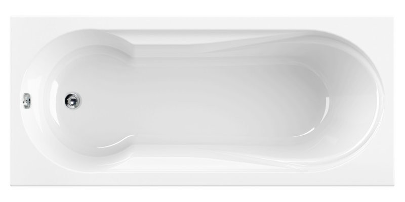Акриловая ванна 170х75 см Cezares Modena MODENA-170-75-41