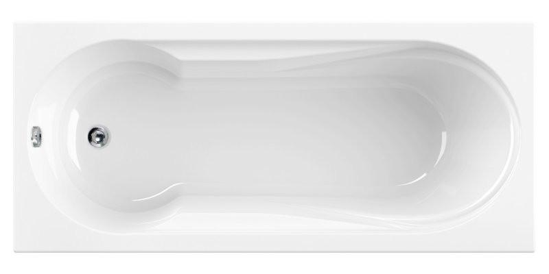 Акриловая ванна 170х75 см Cezares Modena MODENA-170-75-41 акриловая ванна cezares modena modena 170 70 41 170x70