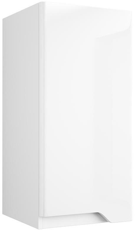 Шкаф одностворчатый 35х70 см белый глянец R Alvaro Banos Armonia 8404.0500 фото