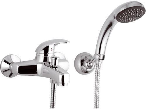 Смеситель для ванны Remer Giga G02