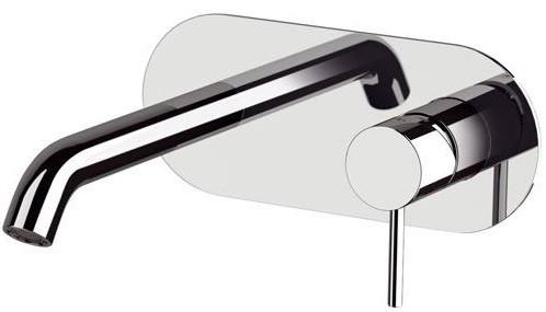 Смеситель для раковины без донного клапана Remer X Style X15 смеситель для раковины без донного клапана remer ten t11
