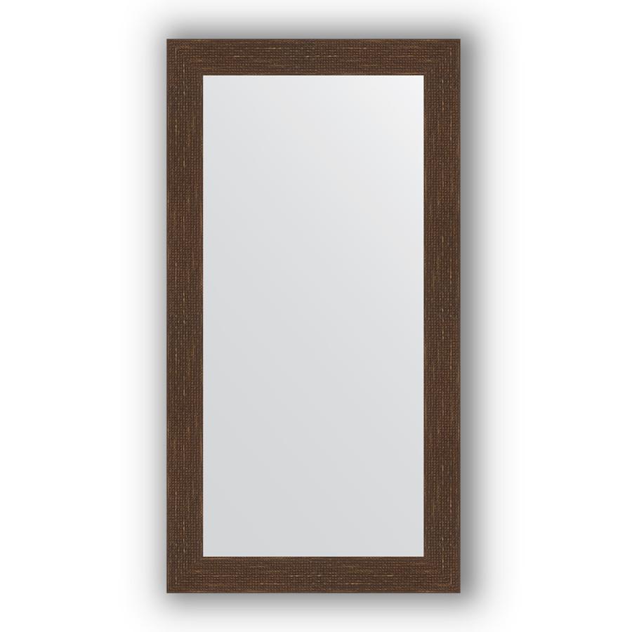 Зеркало 56х106 см мозаика античная медь Evoform Definite BY 3081 зеркало evoform definite 146х56 мозаика античная медь