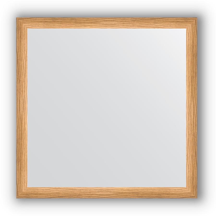 Фото - Зеркало 60х60 см клен Evoform Definite BY 0612 зеркало evoform definite 100х50 клен