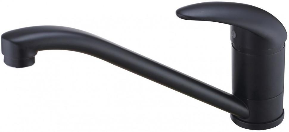Смеситель для кухни Kaiser Magistro 14022BlPa смеситель для мойки коллекция magistro 14022 14133 однорычажный хром kaiser кайзер
