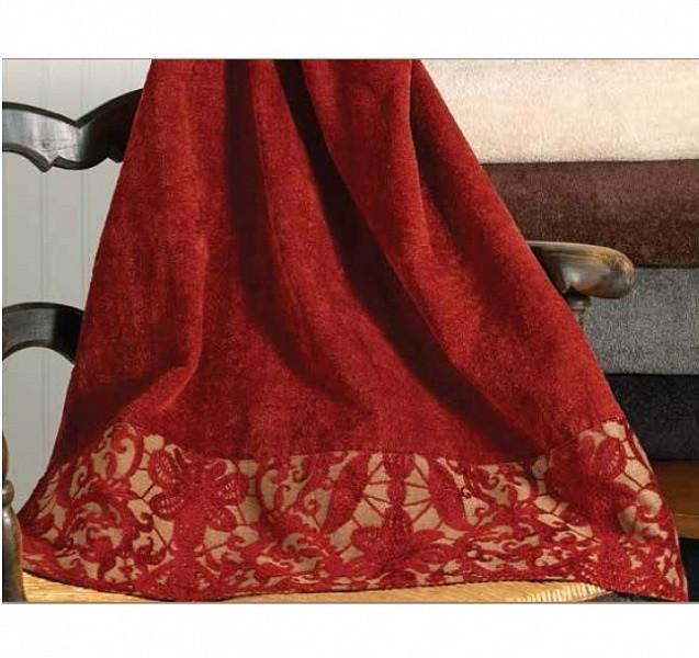 Полотенце для рук 76х41 см Avanti Tatiana 036492BRK полотенца кухонные avanti полотенце для рук мини jasmine