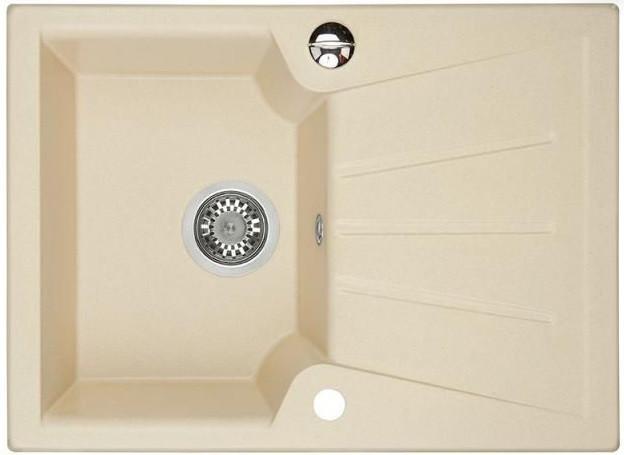 Кухонная мойка шампань Акватон Монца 1A716032MC290