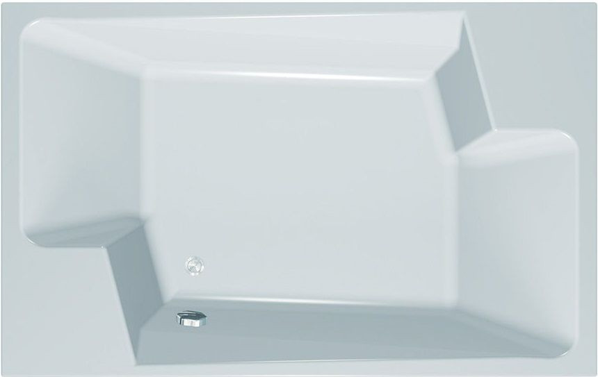 Акриловая ванна 190х120 см Kolpa San Nabucco Basis