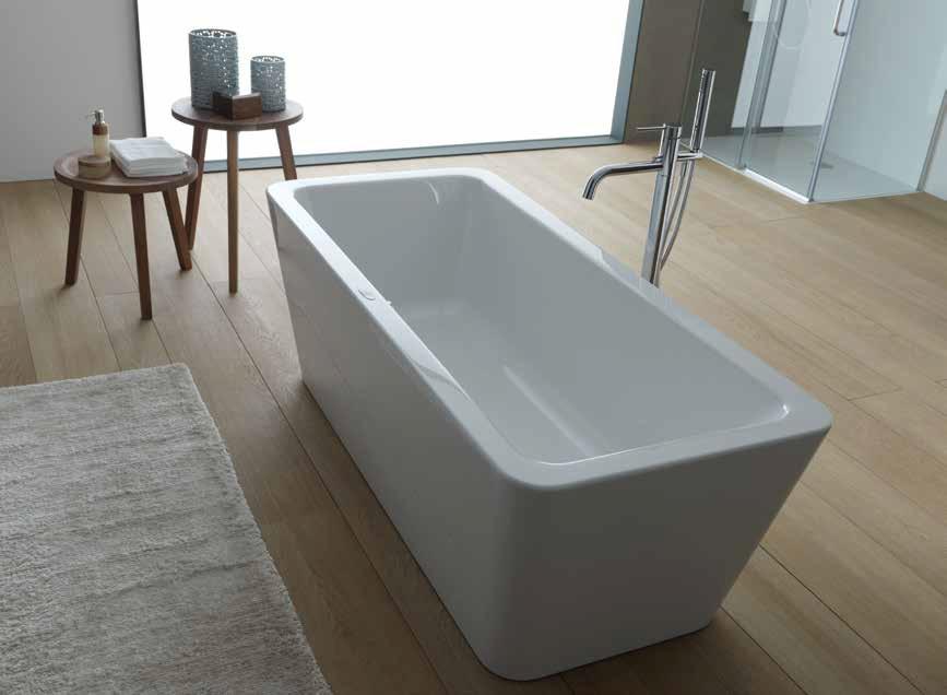 Акриловая ванна 180х80 см Kolpa San Eroica FS White