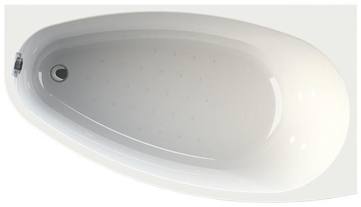 Акриловая ванна 160х90 см правая Radomir Орсини 1-01-0-2-1-032