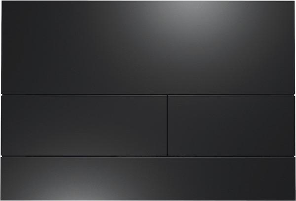 Смывная клавиша Tece TECEsquare черный матовый 9240833