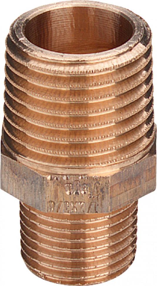 Ниппель 2 х 11/ 4 Viega 320270 цена
