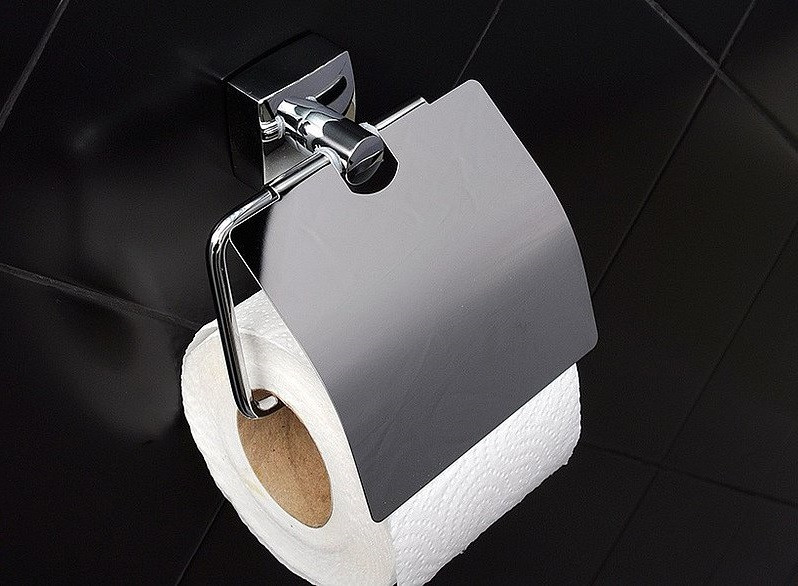 Держатель туалетной бумаги Fixsen Kvadro FX-61310 fixsen kvadro fx 61310