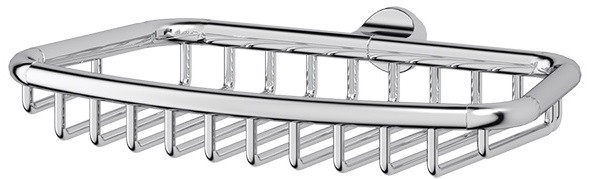 Мыльница - компонент для штанги FBS Universal UNI 043 напольные и навесные шкафы