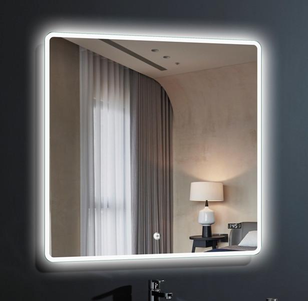 Зеркало с подсветкой 80х80 см Esbano ES-2073TDS