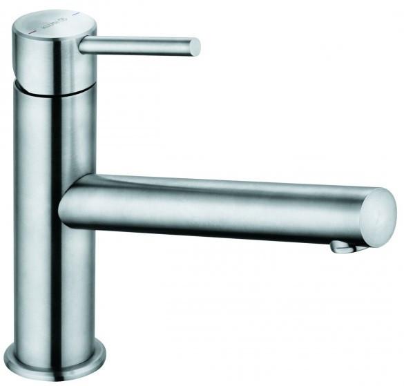 Фото - Смеситель для кухни Kludi Steel 44850F860 смеситель для кухни kludi scope 339330575