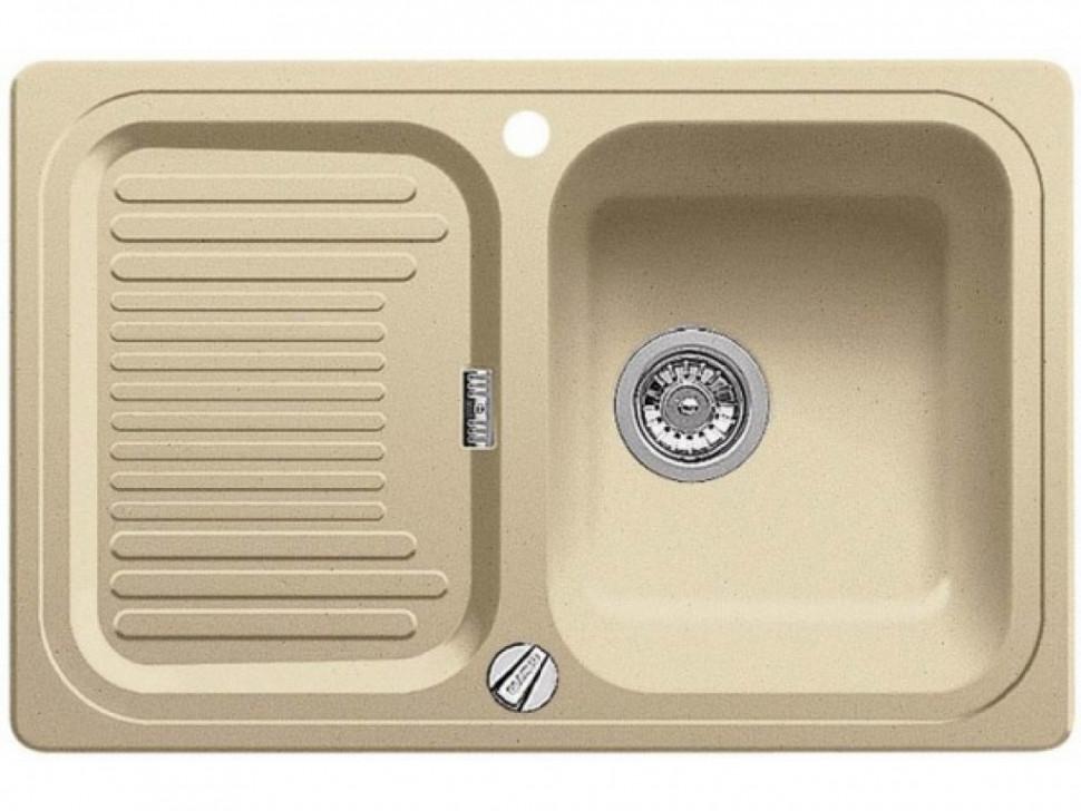 Кухонная мойка Blanco Classic 45S Шампань 521312 blanco мойка кухоннаяblanco rondoval 45s шампань