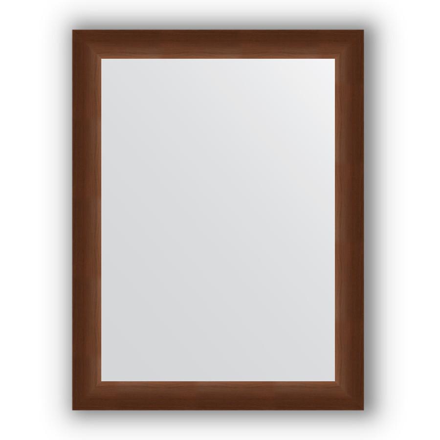 Зеркало 66х86 см орех Evoform Definite BY 1014 зеркало evoform definite 44х34 орех