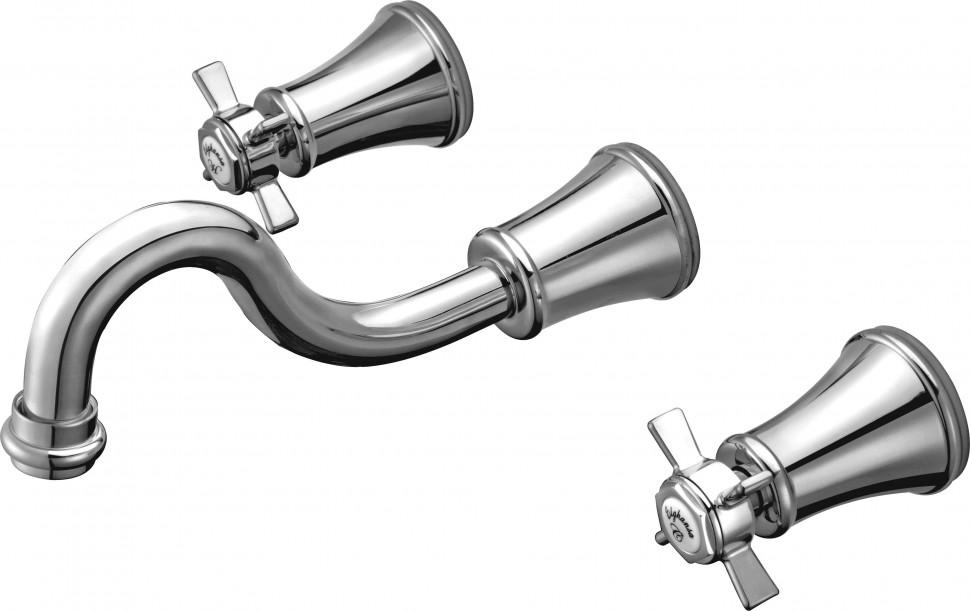 Смеситель для раковины-чаши встраиваемый в столешницу Elghansa Praktic Chrome 1402660