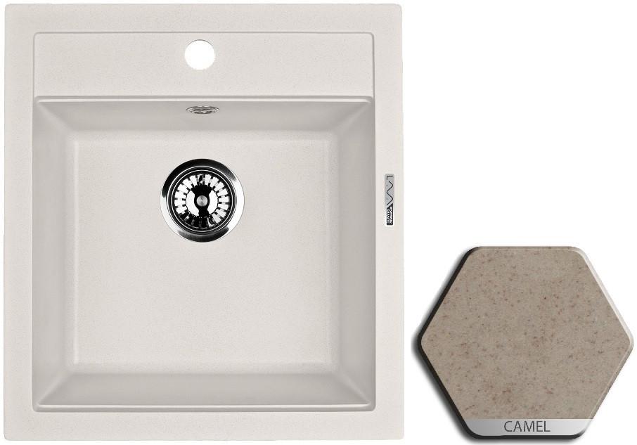 Кухонная мойка CAMEL Lava Q1.CAM цена 2017
