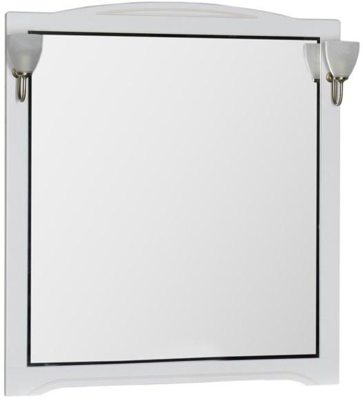 Зеркало 100х112 см белый Aquanet Луис 00173208