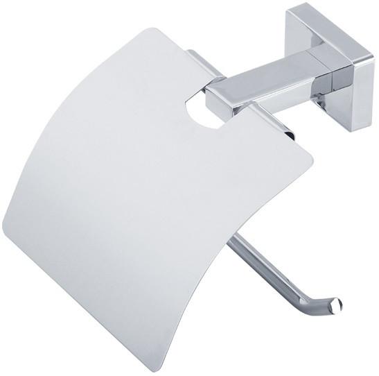 Держатель туалетной бумаги Veragio Ramba Cromo VR.RMB-4981.CR держатель для туалетной бумаги brabantia profile цвет черный 483400