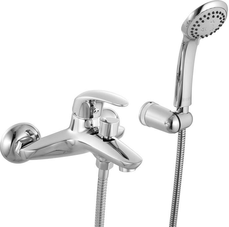 Смеситель для ванны IDDIS Leaf LEASB00I02 смеситель для биде leaf iddis leasb00i04