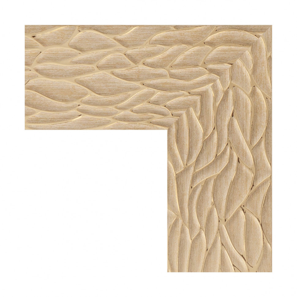 Зеркало 80х160 см золотые дюны Evoform Definite BY 3341 зеркало evoform definite floor 201х111 золотые дюны