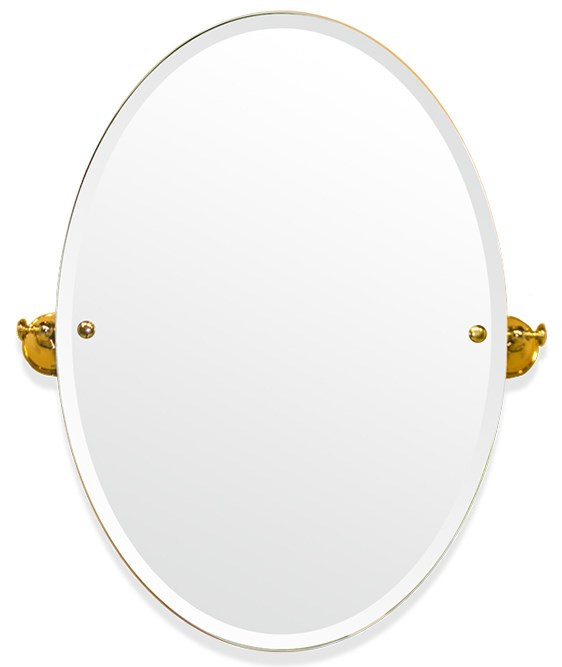 Фото - Зеркало 56х66 см золото Tiffany World Harmony TWHA021oro косметическое зеркало золото tiffany world harmony twha025oro