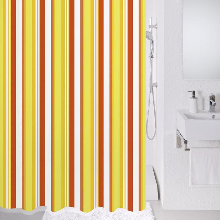 Штора для ванной комнаты Milardo Flag stripe 730P180M11 цена и фото