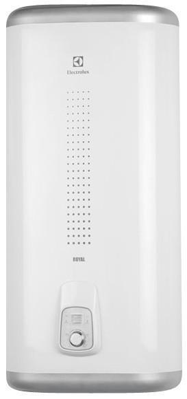 Электрический накопительный водонагреватель Electrolux EWH 80 Royal водонагреватель накопительный electrolux ewh 80 royal silver h