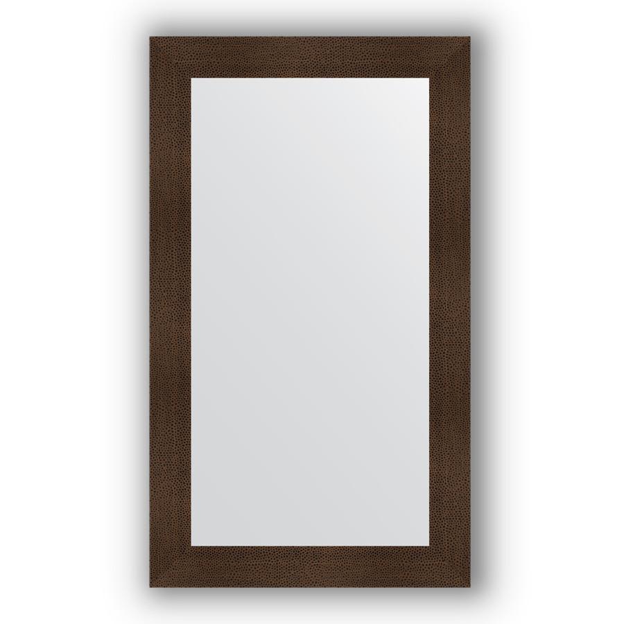 Фото - Зеркало 70х120 см бронзовая лава Evoform Definite BY 3216 зеркало evoform definite floor 201х81 бронзовая лава