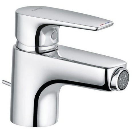 Смеситель для биде с донным клапаном Kludi Pure&Solid 342160575 смеситель для биде с донным клапаном kludi logo neo 375330575