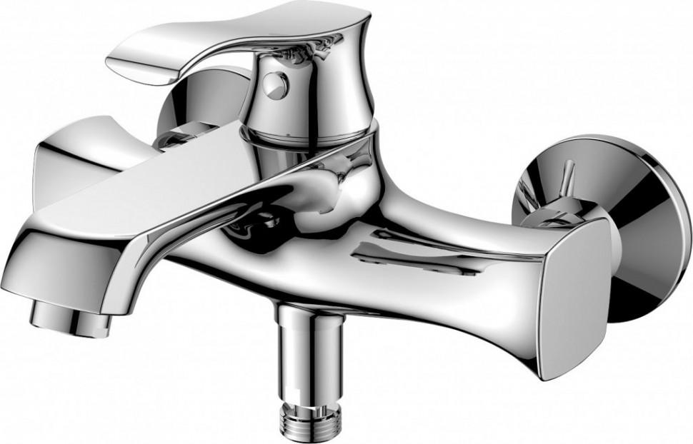Смеситель для ванны BelBagno Trula TRU-VASM-CRM смеситель для ванны belbagno ticino tic vasm crm
